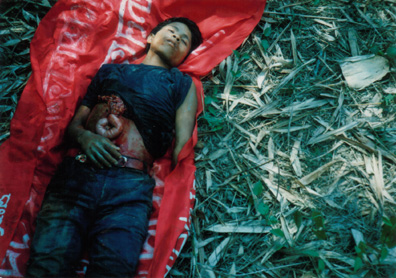 Pratul Chakma killed in police firing in Khagrachari 22 April 1999